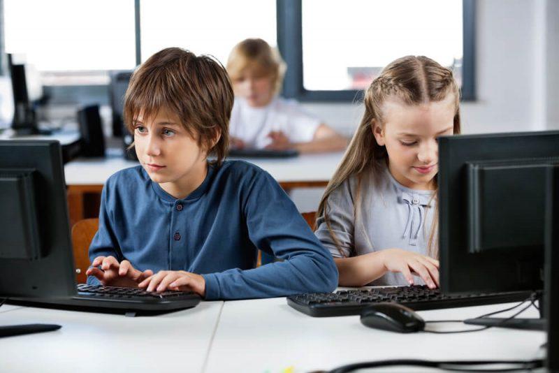 curso de programação para crianças